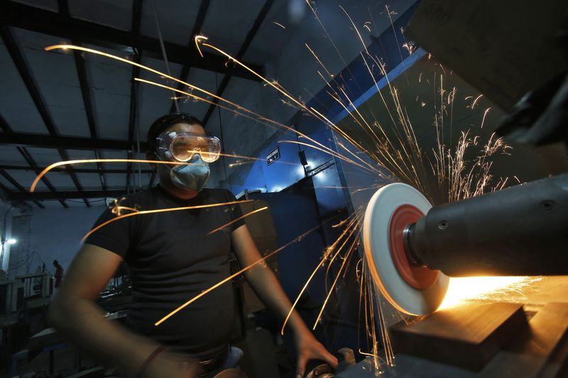 Britische Fabrikproduktion steigt im Mai