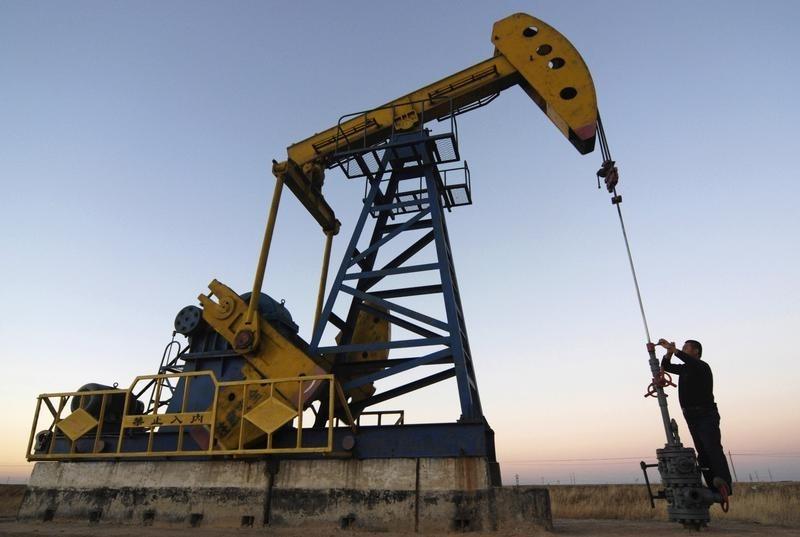 Crude Oil Futures - Weekly Outlook: June 5 - 9