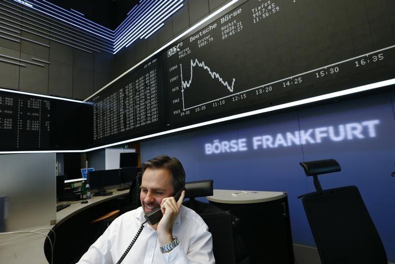 Los índices de Alemania cierran al alza; el DAX avanza un 0,88%