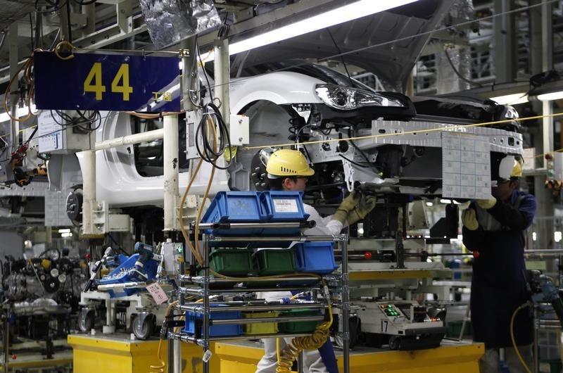 ABD'de imalat dışı PMI rekor seviyeye yükseldi
