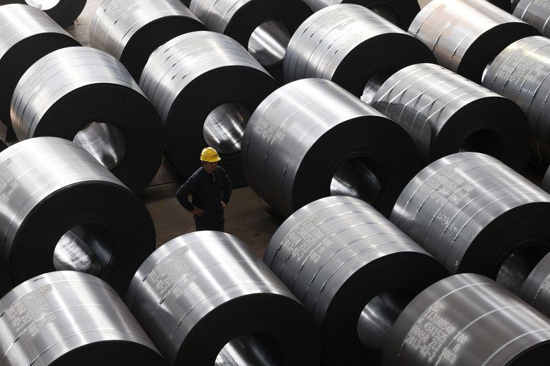 Futuros do minério de ferro registram queda de 1,1% em Dalian