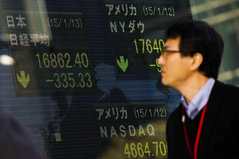 Les actions asiatiques baissent et poursuivent leur tendance à la baisse alors que l'inflation persiste