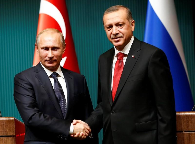 Erdoğan-Putin görüşmesi başladı; beklenti ateşkes kararının alınması yönünde