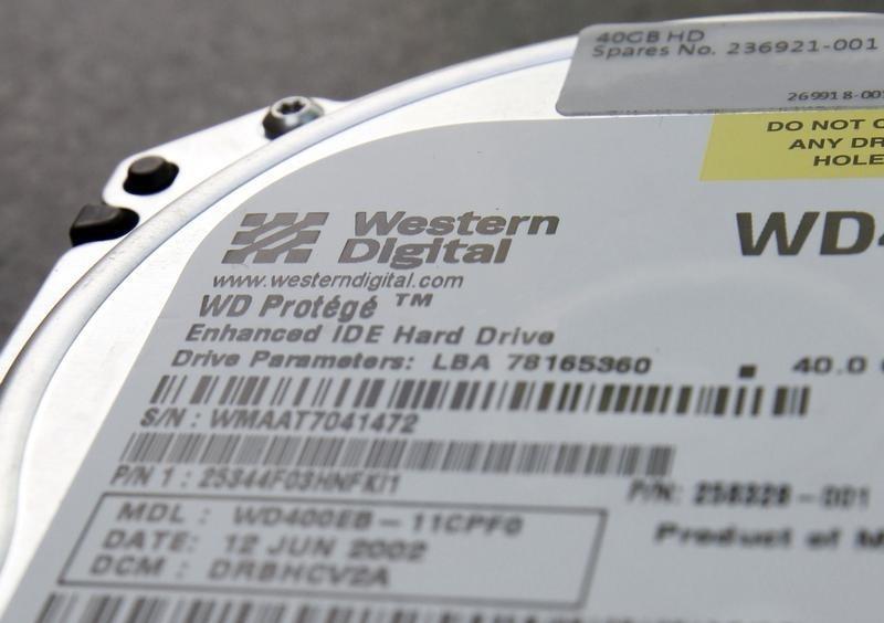 Western Digital Earnings, Revenue Beat in Q3