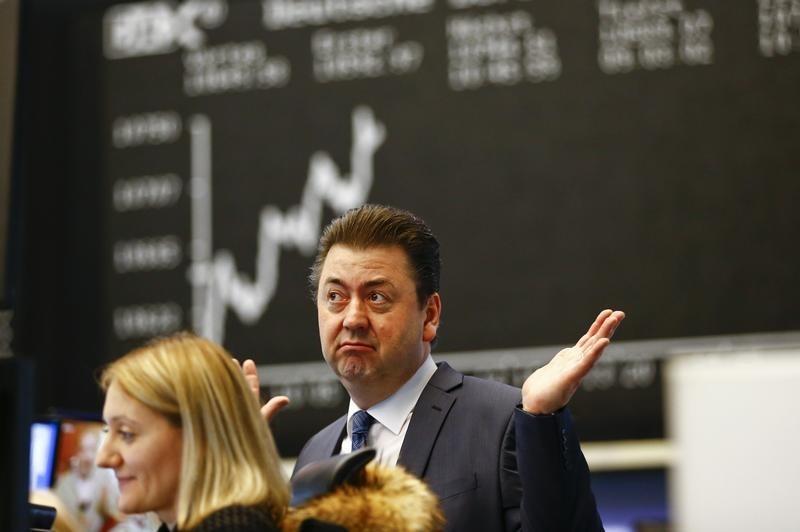 Los índices de Alemania cierran a la baja; el DAX cae un 1,55%