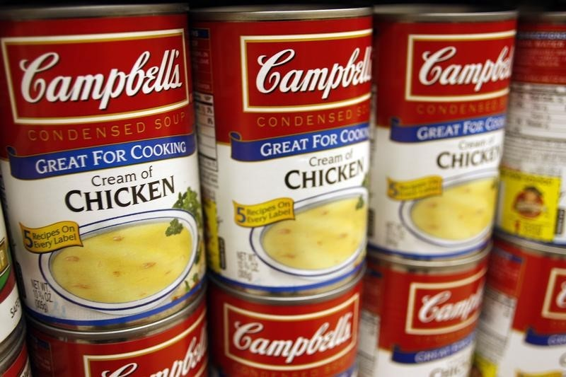Campbell Slumps As Inflation Hurts Profit Forcing Weaker Guidance