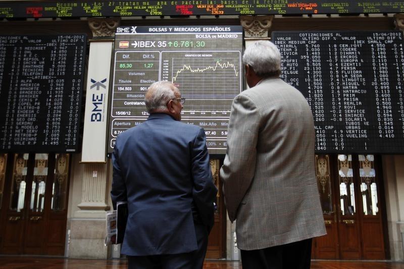 La Bolsa española se decanta por las pérdidas y se deja un 0,03 %