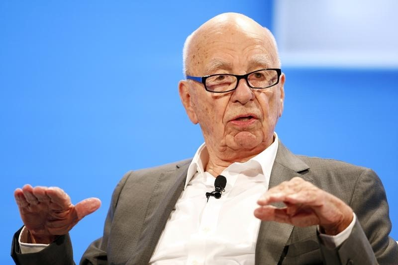 Murdoch's Fox launches sports betting with FOX Bet
