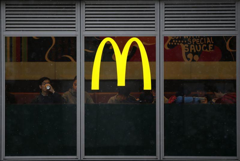 McDonald's Dumps Beyond Burgers, Shares Tumble