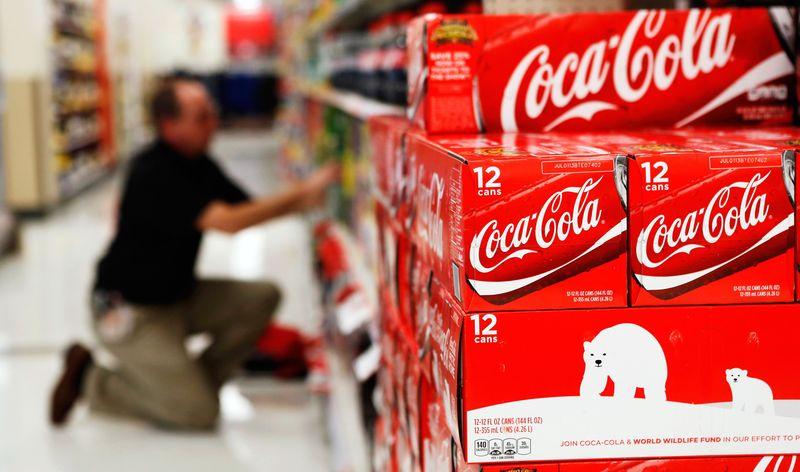 Акции Coca-Cola, Uber, Apple и Tesla подорожали