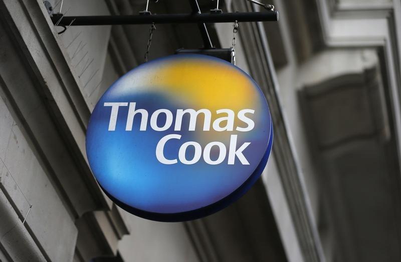 StockBeat:  PMIs, Thomas Cook, Oil Cast a Pall Over European Stocks