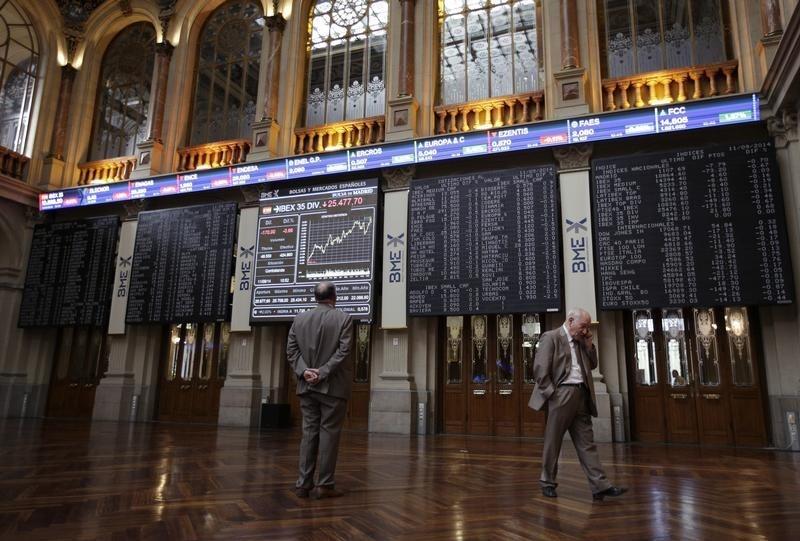 La Bolsa española amplía las ganancias y sube el 0,70 % tras la apertura