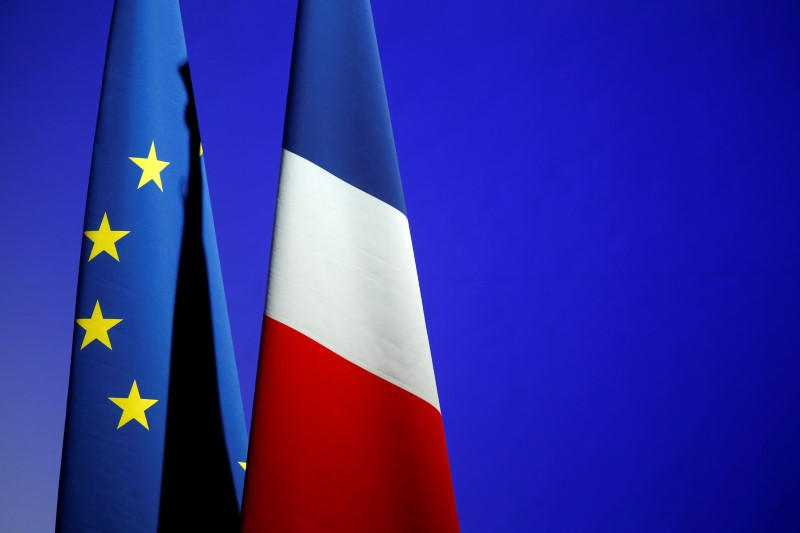 Custo segurar dívida França contra default no máximo desde Outubro 2013-Markit
