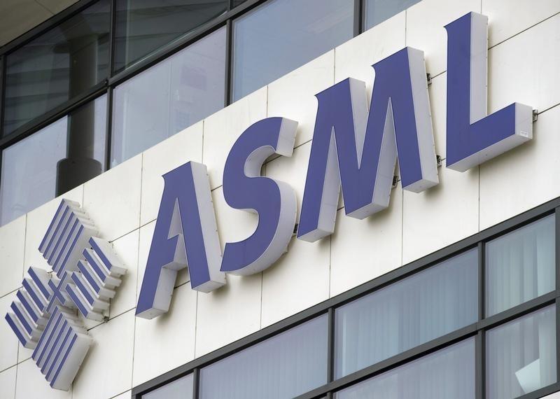 ASML Holding Earnings Beat, Revenue Misses In Q2