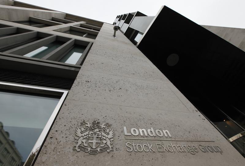 Rynek akcji Wielkiej Brytanii zamknął sesję spadkami. Investing.com Wielka Brytania 100 stracił 0,37%