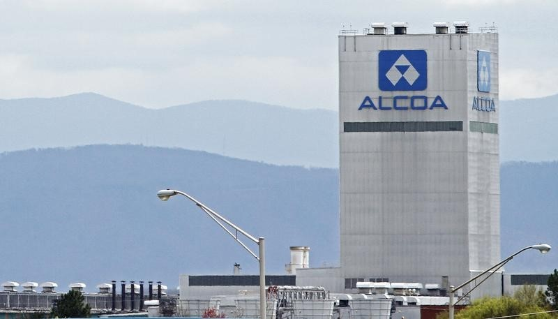 Alcoa Surges On Higher Aluminum Pricing, Dividend And Buyback Program By Investing.com