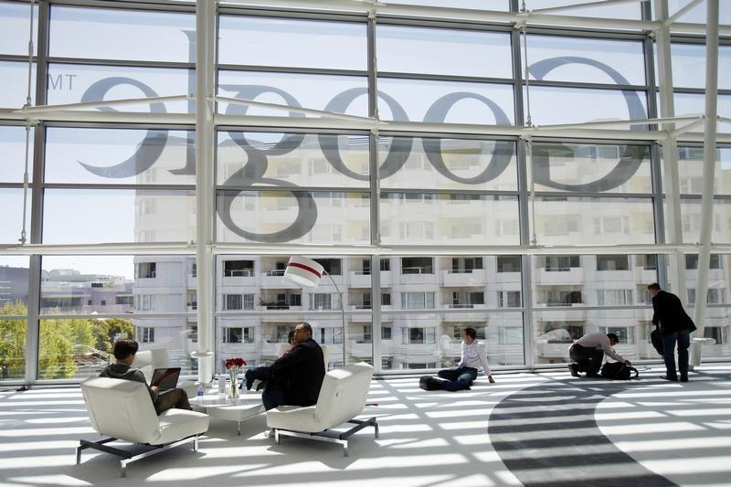 Google का विज्ञापन राजस्व बढ़ने से अल्फाबेट को प्रेमार्केट में लाभ