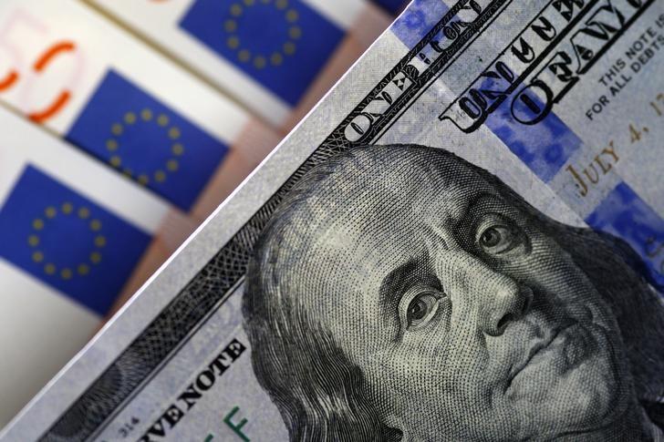 Moedas - EUR/USD subiu perto do final da sessão dos Estados Unidos