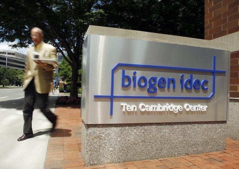 Biogen Soars 58% After FDA Approval for Alzheimer's Treatment