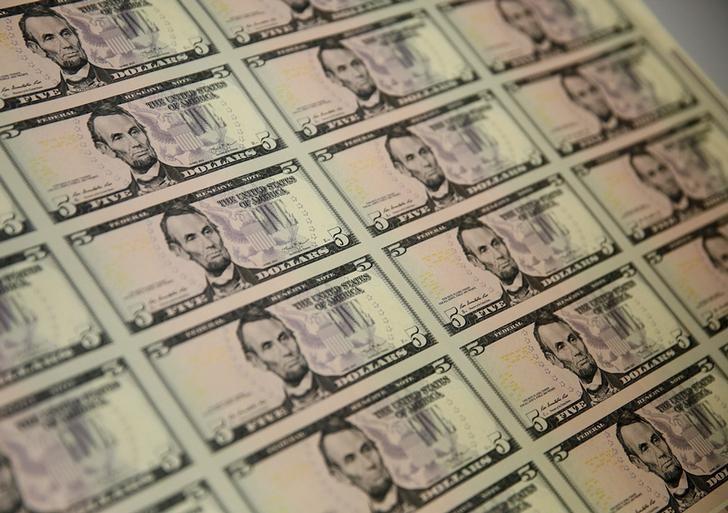 Доллар США демонстрирует рост, ожидается выступление Йеллен
