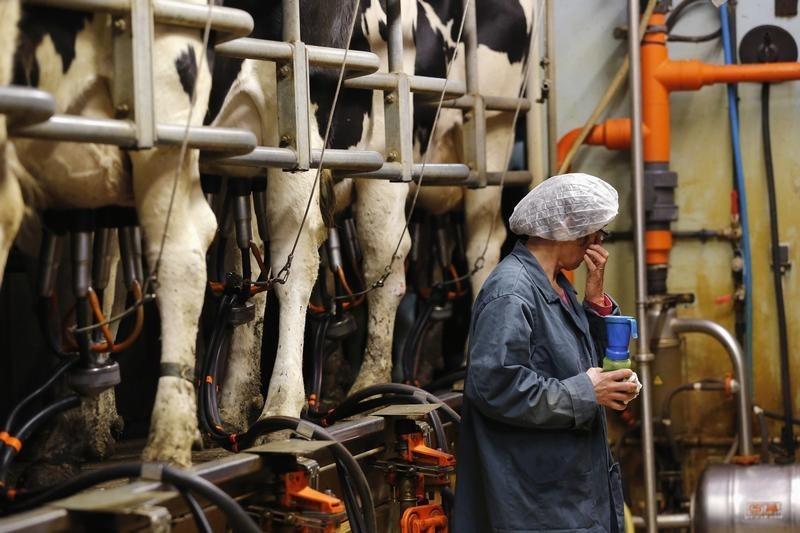 Mart ayında süt ürünleri ve kümes hayvancılığı üretiminde artış oldu