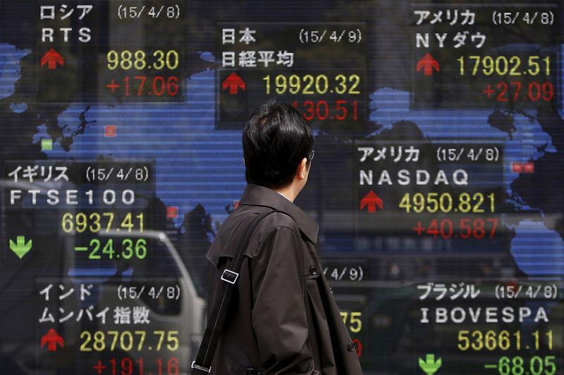 아시아 증시, 미국 경제 데이터 및 실적 발표 영향에  소폭 상승