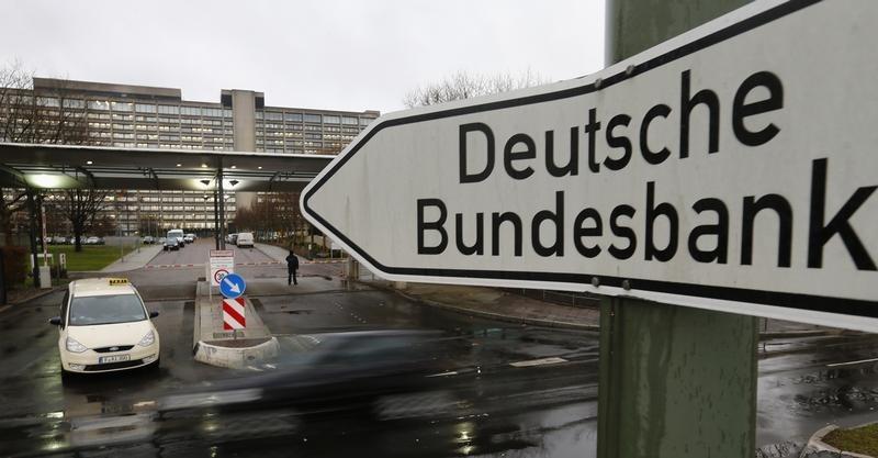 El Bundesbank confirma la recesión en Alemania
