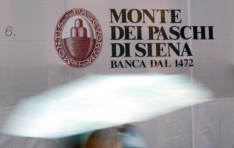 La Bolsa de Milán suspende la cotización de cinco bancos italianos
