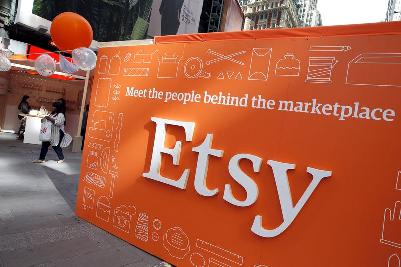 Etsy Jumps After $217 Million Deal for Brazilian Marketplace
