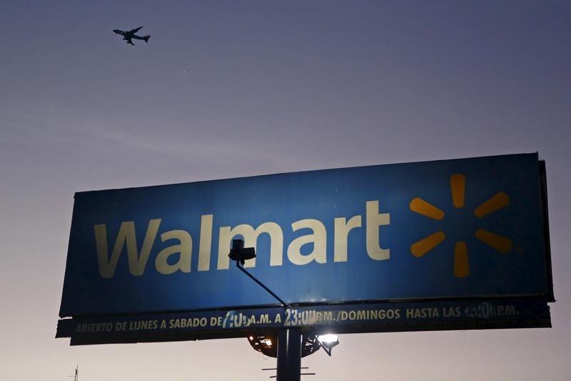 Home Depot, Walmart и Loews упали на премаркете