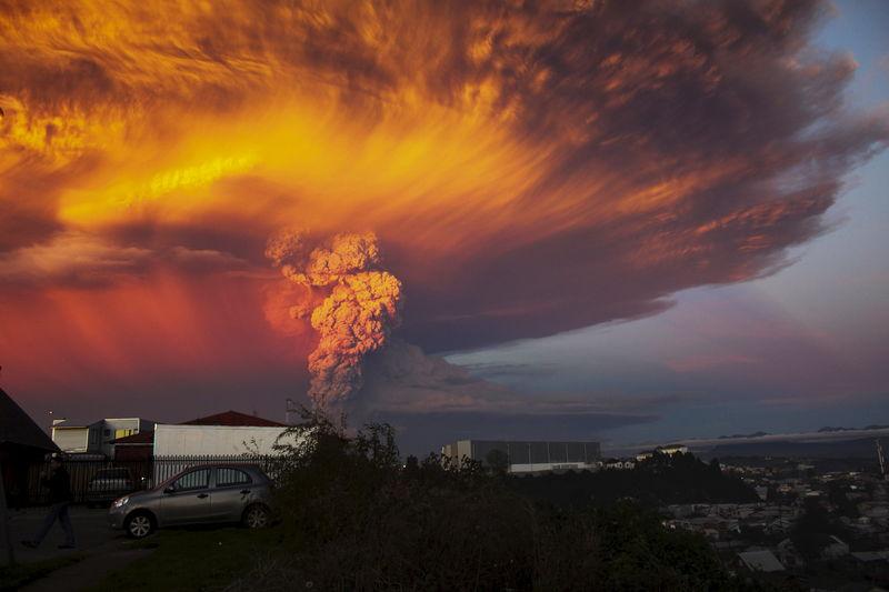 Salwador będzie kopał BTC przy pomocy energii z wulkanów