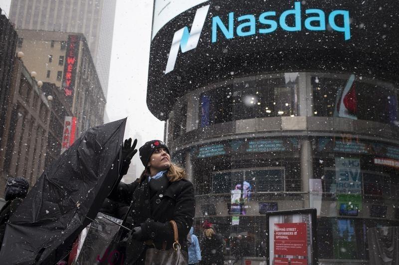 """美股盤前:道指期貨跌超100點 """"小非農""""爆冷 但這只是暫時的"""