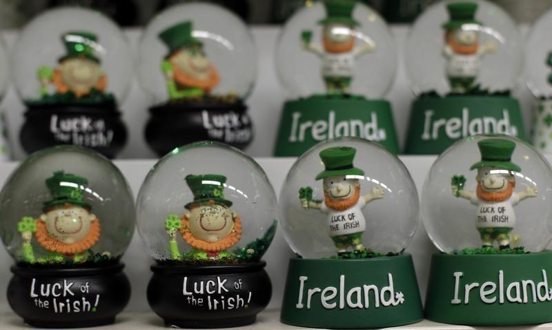 La balanza comercial de Irlanda cayó un 10 por ciento en mayo