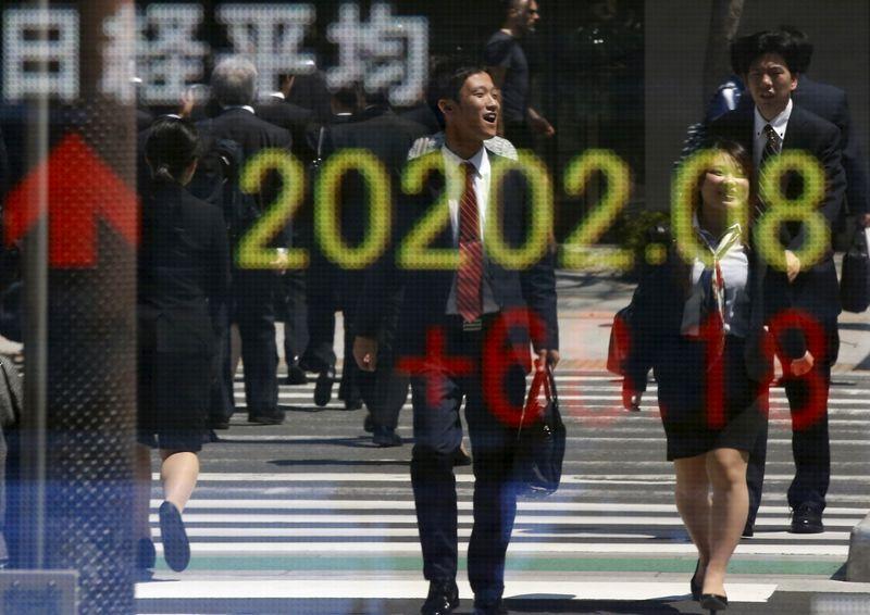 Asian Stocks Up, Regain Momentum Thanks to Positive U.S. Company Earnings