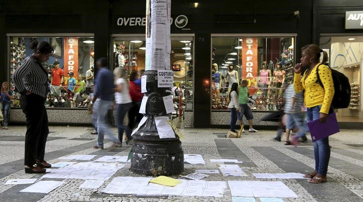 Taxa desemprego Portugal desce para 7,2% em Novembro