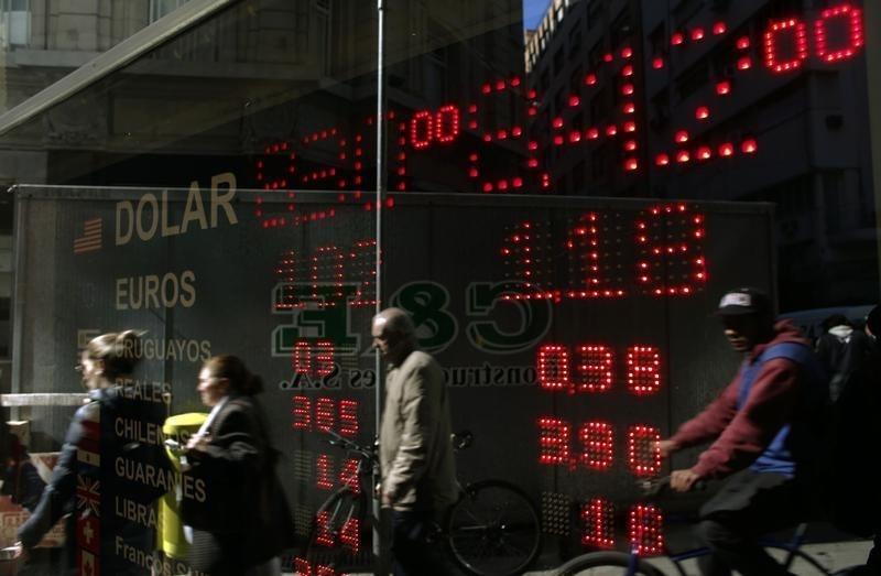 La bolsa de Sao Paulo cae un 0,64 % tras la decisión de la Fed