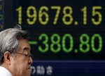 Asian Stocks End Week on Down Note Over Economic Data, China Crackdown Impact