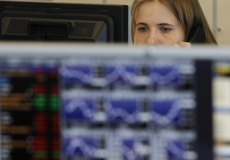 Russia stocks lower at close of trade; MOEX Russia down 0.39%