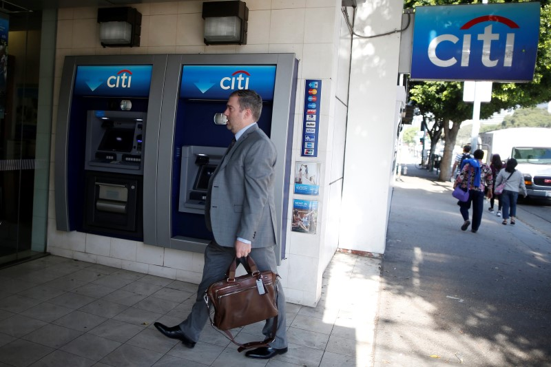Citi Slips After Warning of Costs Rising, Revenue Slipping