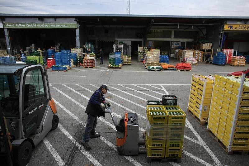 U.S. Services Sector Picks Up in February