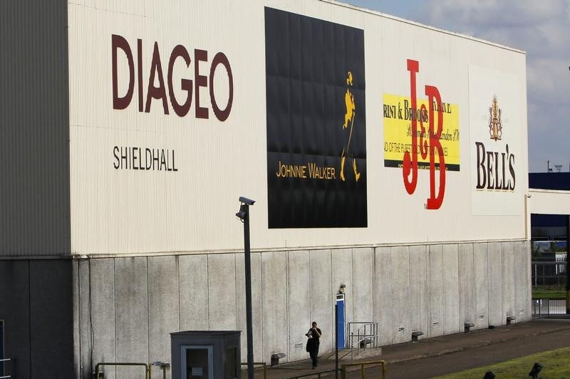Diageo exploring options to delist Indian arm: CNBC TV-18