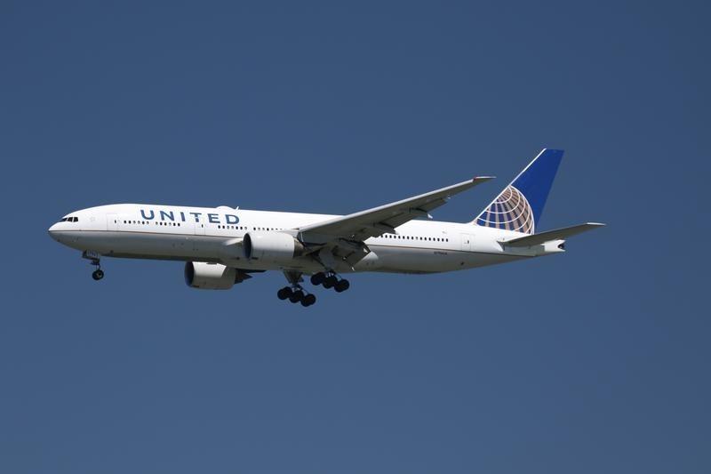 United Airlines tem prejuízo e queda de receita no 1º trimestre
