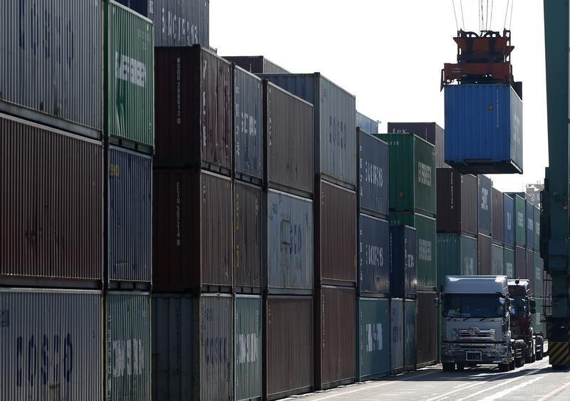 Euroraum registriert Überschuss von 15,8 Mrd. Euro im Warenverkehr