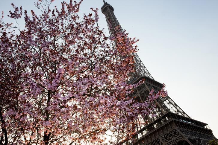 Chứng khoán Châu Âu giảm; Pháp hạ dự báo tăng trưởng 2020