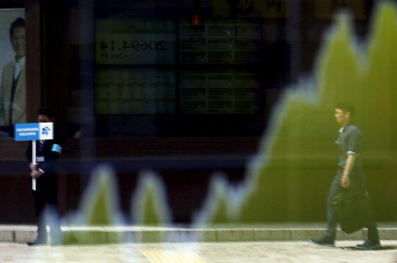 Bolsas da Ásia sobem com possíveis estímulos nos EUA e vacina; Xangai recua