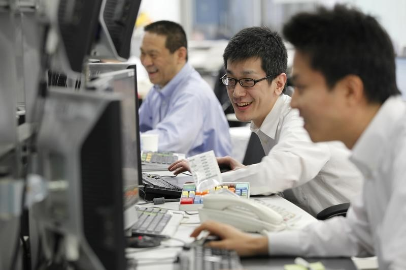 Japan stocks higher at close of trade; Nikkei 225 up 0.21%