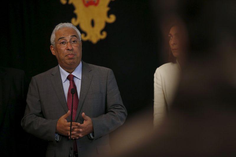 Primeiro-Ministro Portugal apela aos rivais para se unirem na luta contra a corrupção