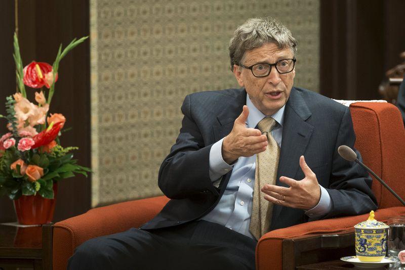 """Bill Gates: """"bioterrorismo e clima i prossimi grandi rischi economici"""""""