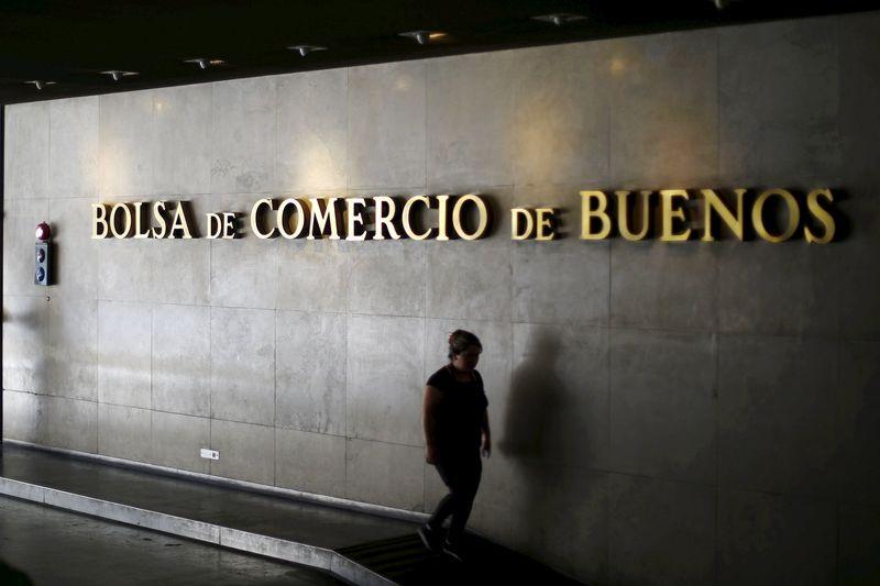 La Bolsa de Buenos Aires abre con un descenso del 0,9 %