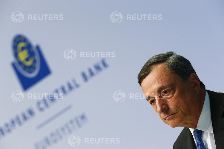 ECB laat rente ongewijzigd + Livestream: ECB persconferentie Mario Draghi
